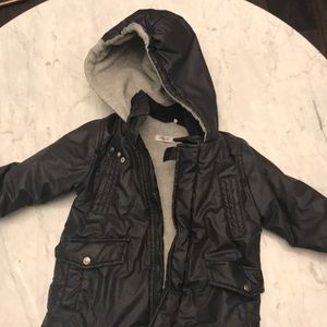 Boys winter puffer coat